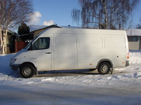2003 Dodge Sprinter Overview