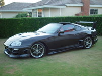Picture of 1998 Toyota Supra 2 Dr STD Hatchback, exterior, gallery_worthy