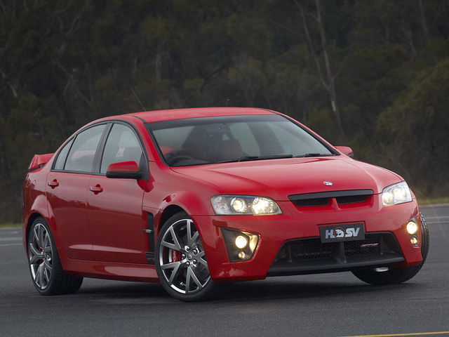 Picture of 2007 HSV GTS