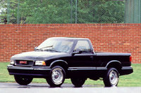 Picture of 1994 GMC Sonoma 2 Dr SL Standard Cab LB, exterior