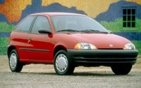 Picture of 1998 Suzuki Swift 2 Dr STD Hatchback, exterior