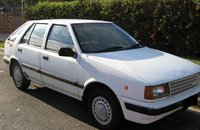 Picture of 1990 Hyundai Excel GLS Sedan FWD, exterior, gallery_worthy