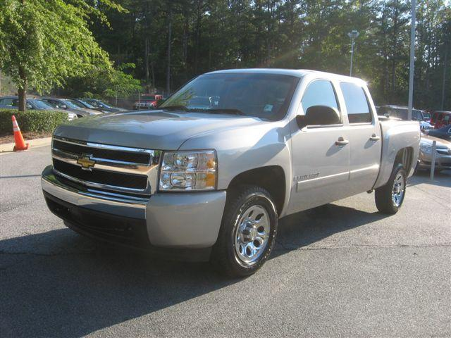 2007 chevrolet silverado 1500 lt1 crew cab picture exterior. Cars Review. Best American Auto & Cars Review