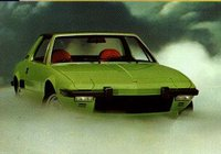 1972 Fiat X1/9 Overview