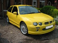 Picture of 2004 MG ZR, exterior