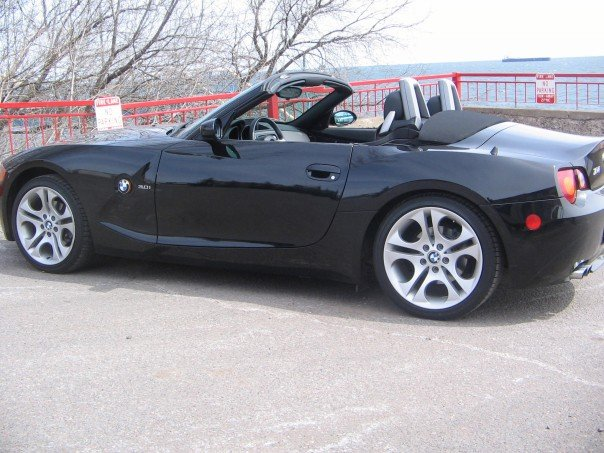 2004 bmw z4. Black Bedroom Furniture Sets. Home Design Ideas