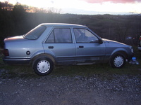 1986 Ford Orion, 1984 Ford Orion picture, exterior