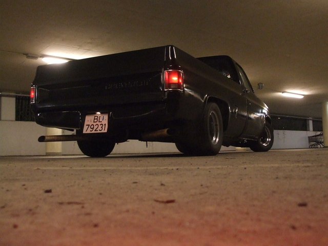 Picture of 1982 Chevrolet C/K 10, exterior