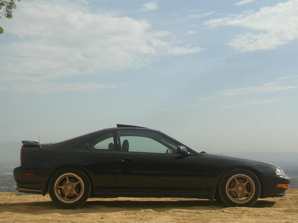 1994 honda prelude interior. 1994 Honda Prelude