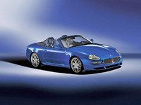 2003 Maserati Spyder Overview