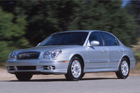 2002 Hyundai Sonata GLS picture, exterior