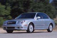 2002 Hyundai Sonata Picture Gallery