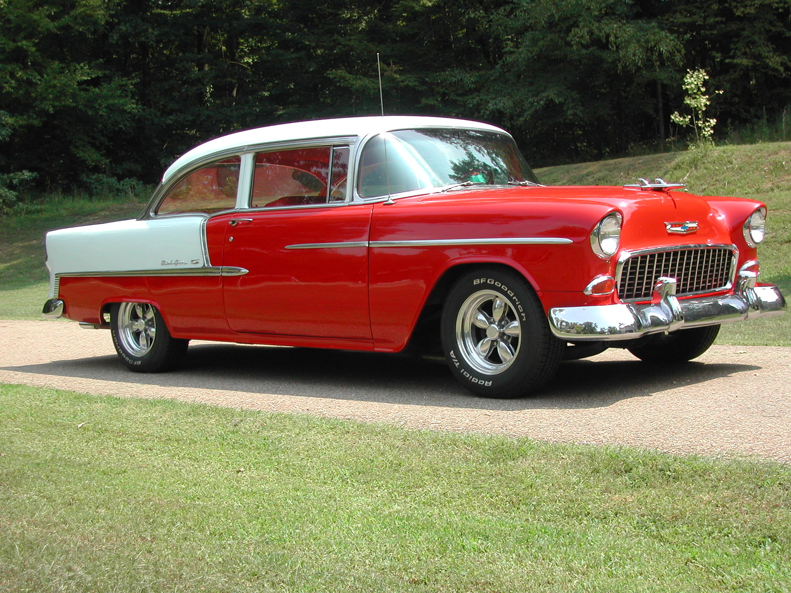1955 chevy bel air wiring diagram color  1955  free engine