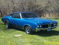 1970 Oldsmobile Cutlass Picture Gallery