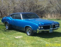 1970 Oldsmobile Cutlass Overview