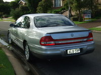 Picture of 2001 Holden Statesman, exterior