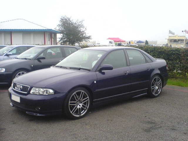 Picture of 1999 Audi A4 1.8T Quattro, exterior, gallery_worthy