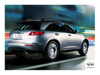 Picture of 2003 INFINITI FX45, exterior, gallery_worthy
