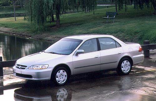 1990 honda accord sedan. 1998 Honda Accord 4 Dr LX