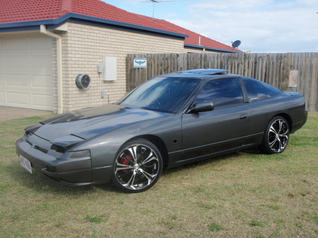 1995 nissan 200sx overview cargurus. Black Bedroom Furniture Sets. Home Design Ideas