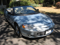2003 Chrysler Sebring Limited Convertible picture, exterior