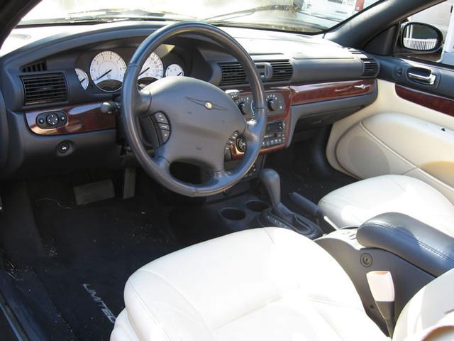 2003 Chrysler Sebring Pictures Cargurus