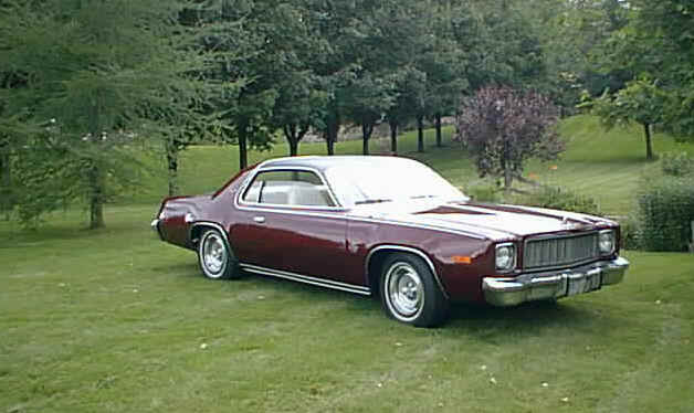 Picture of 1975 Plymouth Fury, exterior