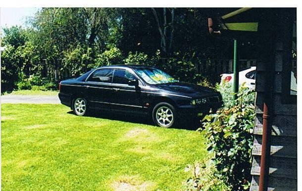 Mitsubishi Diamante 1995. 2000 Mitsubishi Diamante Ls