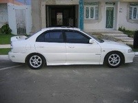 Picture of 2001 Mitsubishi Mirage, exterior