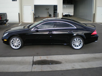 2006 Mercedes-Benz CLS-Class CLS500 4dr Sedan, 2006 Mercedes-Benz CLS500 Base picture, exterior