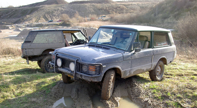 Picture of 1986 Land Rover Range Rover, exterior