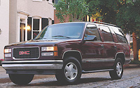 1998 GMC Yukon Overview