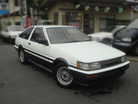 1986 Toyota Corolla Picture Gallery
