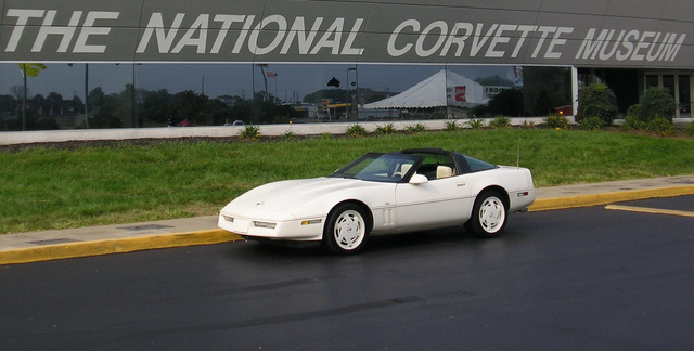Picture of 1988 Chevrolet Corvette, exterior, gallery_worthy