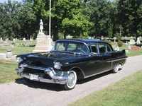 1957 Cadillac Fleetwood Overview