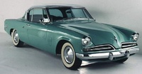 1953 Studebaker Commander Overview