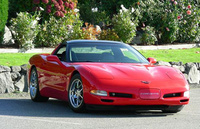 Picture of 2002 Chevrolet Corvette Coupe, exterior