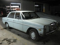 1968 Mercedes-Benz 280 Picture Gallery
