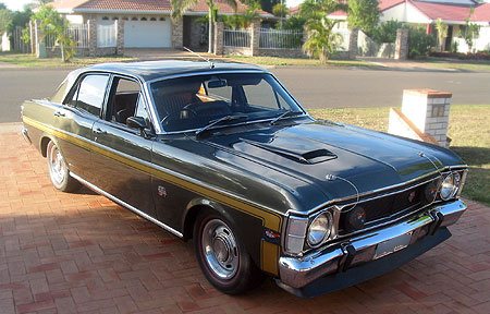 Picture of 1970 Ford Falcon, exterior, gallery_worthy