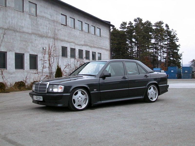 Mercedes Benz S Class S500l Lim. Mercedes-Benz 190-Class 4;