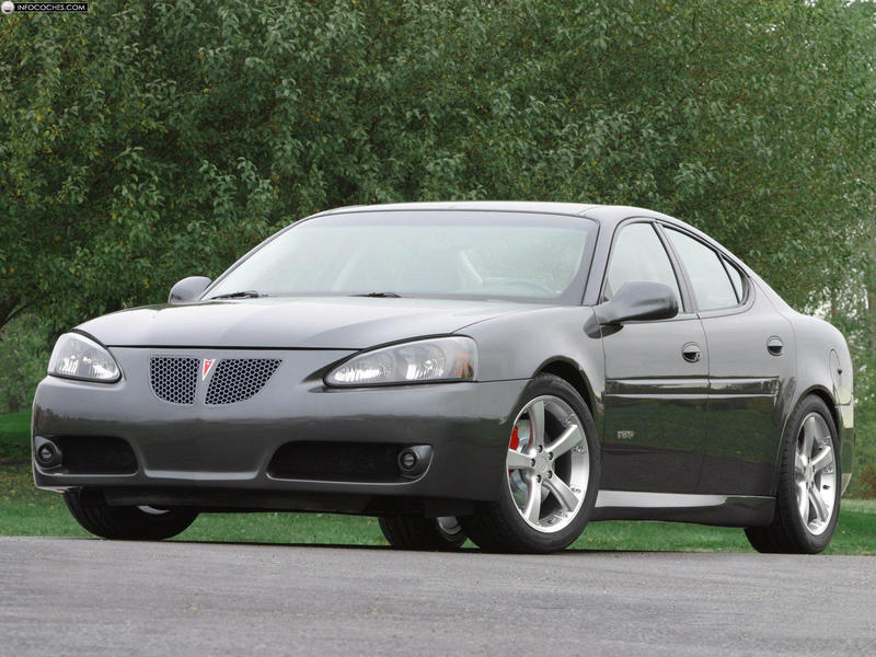 pontiac grand prix gtp specs. Black Bedroom Furniture Sets. Home Design Ideas