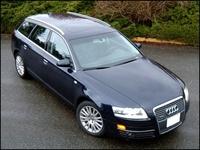 2008 Audi A6 Avant Overview
