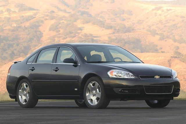 Picture of 2007 Chevrolet Impala SS FWD