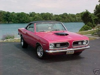 1967 Plymouth Barracuda Picture Gallery