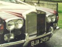 2002 Rolls-Royce Park Ward Overview