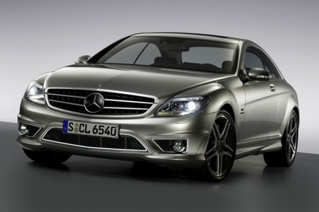 Picture of Mercedes-Benz CL-Class