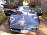 Picture of 1981 Chevrolet Corvette Coupe RWD, gallery_worthy