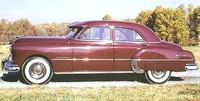 1949 Pontiac Chieftain Overview