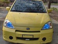 Picture of 2002 Suzuki Aerio 4 Dr SX Wagon
