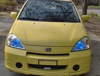 Picture of 2002 Suzuki Aerio 4 Dr SX Wagon